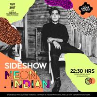 Neon Indian Teatro La Cúpula - Santiago