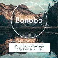 Bonobo Cupula Multiespacio - Santiago