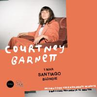 Courtney Barnett Blondie - Santiago