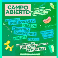 Campo Abierto 2019 Parque Araucano - Las Condes