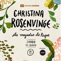 Christina Rosenvinge en vivo Las Majadas de Pirque - Pirque