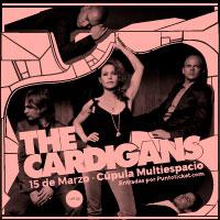 The Cardigans Cúpula Multiespacio - Parque O'Higgins - Santiago