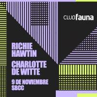 Richie Hawtin & Charlotte de Witte SBCC - Parque Titanium - Las Condes