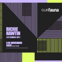 Richie Hawtin SBCC - Parque Titanium - Las Condes