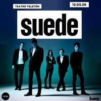Suede Teatro Teletón - Santiago