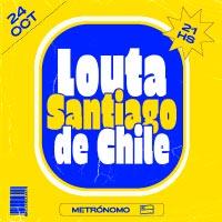 Louta Sala Metrónomo - Santiago