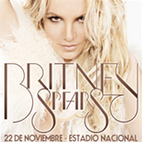 Britney Spears Estadio Nacional - Santiago