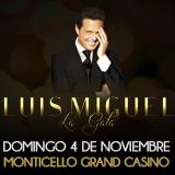 Luis Miguel Monticello Grand Casino - San Francisco de Mostazal