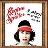Regina Spektor Movistar Arena - Santiago
