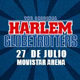 Harlem Globetrotters Movistar Arena - Santiago