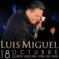 Luis Miguel Quinta Vergara - Viña del Mar