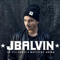 J Balvin Movistar Arena - Santiago