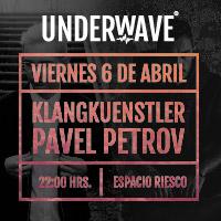 Fiesta Underwave Espacio Riesco - Huechuraba
