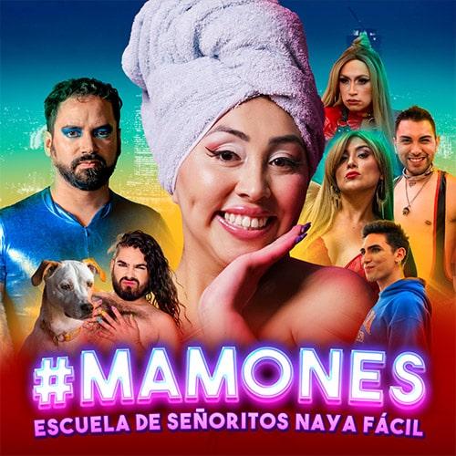 #Mamones capítulo 1: Escuela de Señoritos Naya Fácil Streaming Punto Play - Santiago