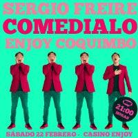 Sergio Freire Enjoy Coquimbo - Coquimbo