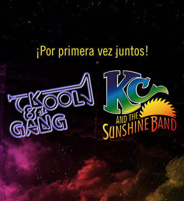 Imagen KC & The Sunshine Band + Kool & The Gang