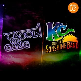 KC & The Sunshine Band + Kool & The Gang | Movistar Arena