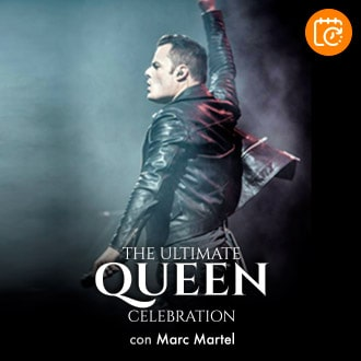 Marc Martel | Movistar Arena