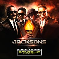 Jacksons & Starship | Movistar Arena | 21 de noviembre 2020