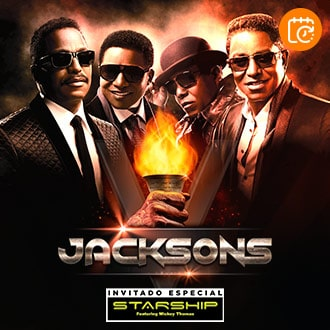 Jacksons & Starship | Movistar Arena