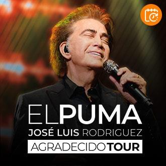 El Puma - Jose Luis Rodriguez-Leo Dan | Movistar Arena