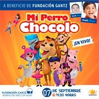 Recital de mi Perro Chocolo Teatro Oriente - Providencia