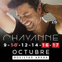 Chayanne Movistar Arena - Santiago