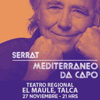 Joan Manuel Serrat Teatro Regional del Maule - Talca