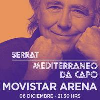 Joan Manuel Serrat Movistar Arena - Santiago