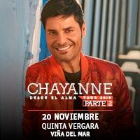 Chayanne Quinta Vergara - Viña del Mar