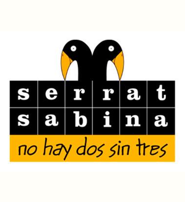 Imagen Serrat y Sabina - No hay dos sin tres