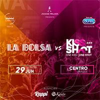 La Bolsa v/s Kiss & Shoot Centro Parque - Las Condes