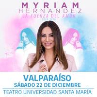 Myriam Hernández Aula Magna - Universidad Federico Santa María - Valparaíso