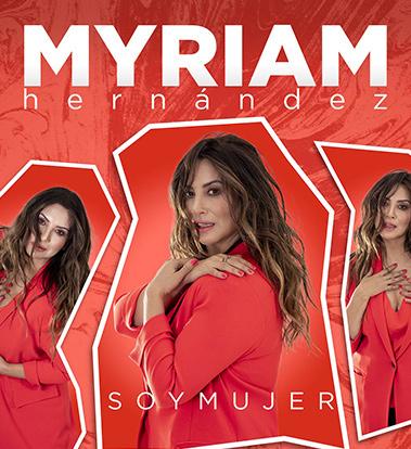 Imagen Myriam Hernández - Soy Mujer