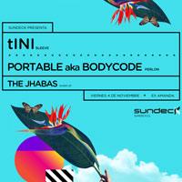 tINI + Portable + The Jhabas Centro Cultural Ex Amanda - Vitacura