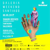 Sundeck + Galería Weekend SCL Centro Cultural Perrera Arte - Quinta Normal