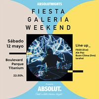 Fiesta Galería Weekend Parque Titanium - Las Condes