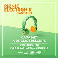 Piknic Electronik #3 Parque Cachagua - Zapallar