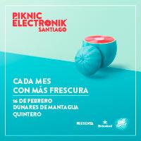 Piknic Electronik #4 Dunares Resort Mantagua - Quintero