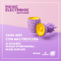 Piknic Electronik #5 Parque Padre Hurtado - La Reina