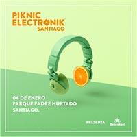 Piknic #4 Parque Padre Hurtado - La Reina