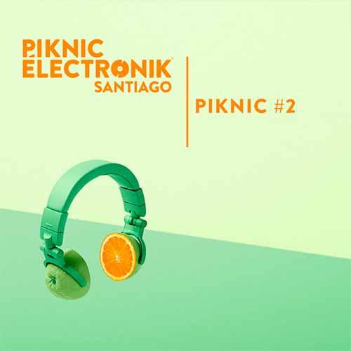 Piknic Electronik #2 Parque Padre Hurtado - La Reina