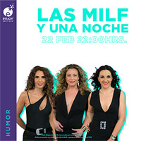 Las Milf y Una Noche Enjoy Santiago - Los Andes