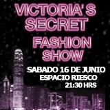 Victoria´s Secret Fashion Show Expocenter - Espacio Riesco - Santiago