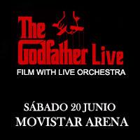 The Godfather Live Movistar Arena - Santiago