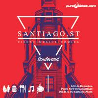Santiago Boulevard Paseo New York - Santiago