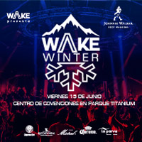 Wake Winter Centro de convenciones Parque Titanium  - Las Condes