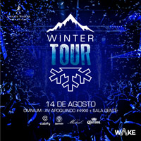 Wake Winter Tour Sala Gente + Sala Omnium - Las Condes