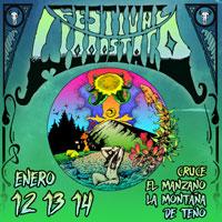 Festival Woodstaco 2018 Km 1.7 Cruce El Manzano, Montaña Teno - Teno