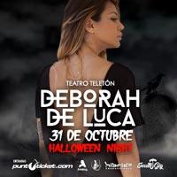 Deborah de Luca Teatro Teletón - Santiago